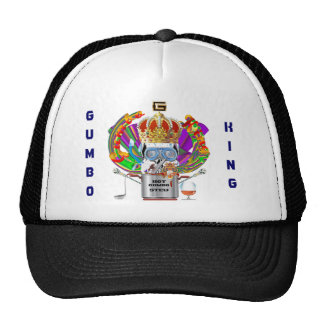 Mardi Gras Gumbo King View Hints please Cap