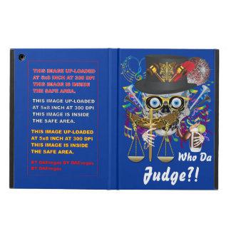 Mardi Gras  Judge V1 Case For iPad Air
