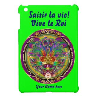 Mardi Gras King Important view hints iPad Mini Covers