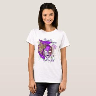 Mardi Gras Krewe Tee Shirt Design