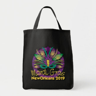 Mardi Gras Mask Bag 2019 - New Orleans