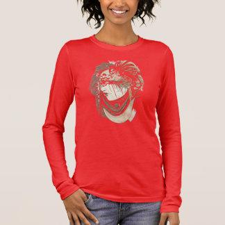 Mardi Gras Mask Long Sleeve T-Shirt