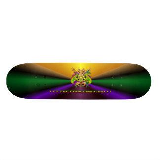 Mardi-Gras-Mask-The-Queen-V-2 Skateboards
