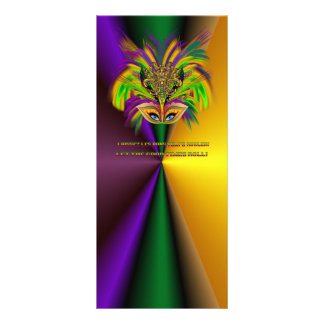 Mardi-Gras-Mask-The-Queen-V-3 Customised Rack Card