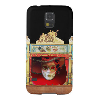 MARDI GRAS MASQUERADE BALL THEATRE STAGE GALAXY S5 COVERS