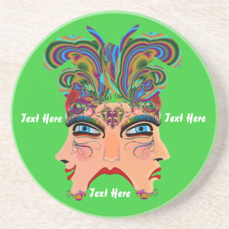 Mardi Gras Masquerade Comedy Drama View Hints Plse Coaster