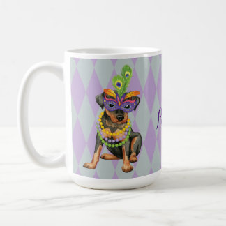 Mardi Gras Min Pin Coffee Mug