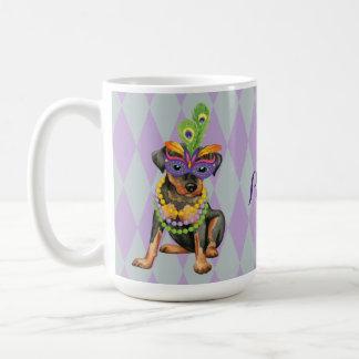 Mardi Gras Min Pin Coffee Mug