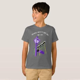 Mardi Gras - Moma Won't Let Me Bourbon Street T-Shirt