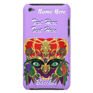 Mardi Gras Mythology Bacchus View Hints Please Barely There iPod Covers
