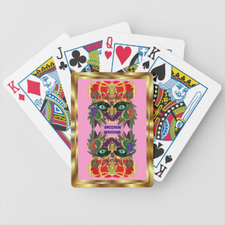 Mardi Gras Mythology Bacchus View Hints Please Poker Cards