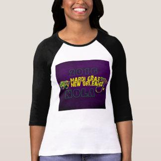 Mardi Gras New Orleans NOLA 2016 Tshirts