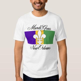 Mardi Gras New Orleans Shirts
