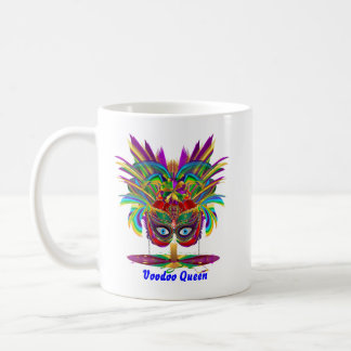 Mardi Gras Party Clown View Hints Please Coffee Mugs