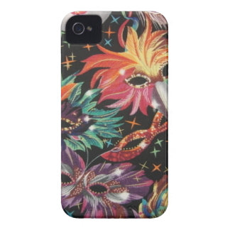 Mardi Gras Party iPhone 4 Cover