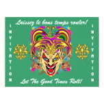 Mardi Gras Party Theme  Important See Notes Custom Announcement