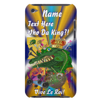 Mardi Gras Party Theme  Please View Notes Case-Mate iPod Touch Case
