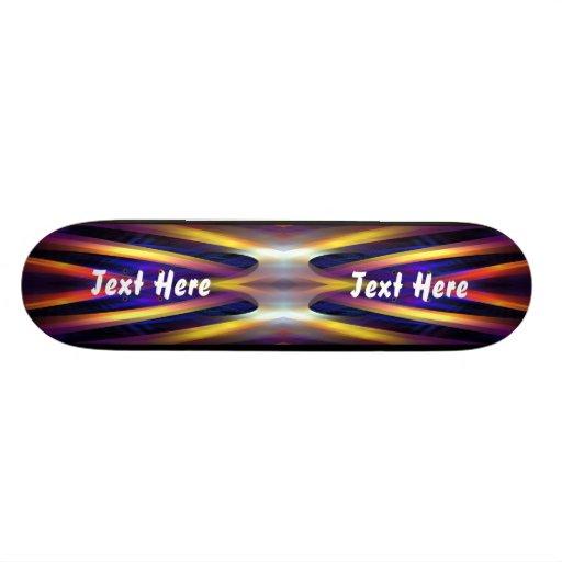 Mardi Gras Party Theme  Please View Notes Skateboards