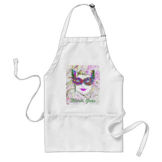 Mardi Gras Products Aprons