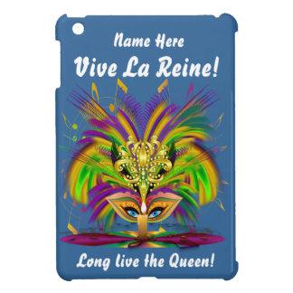 Mardi Gras Queen Important view notes iPad Mini Cover