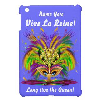 Mardi Gras Queen Important view notes iPad Mini Covers