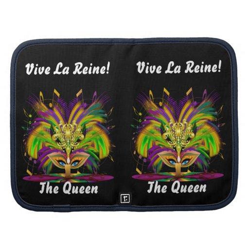Mardi Gras Queen Style 1 View Notes Plse Folio Planners
