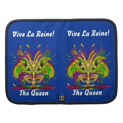 Mardi Gras Queen Style 1 View Notes Plse Planners