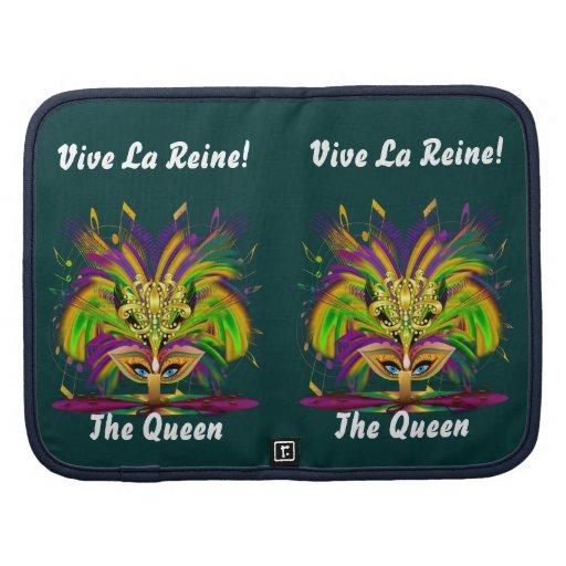 Mardi Gras Queen Style 1 View Notes Plse Planner