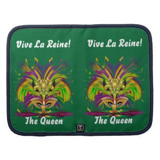 Mardi Gras Queen Style 1 View Notes Plse Folio Planner