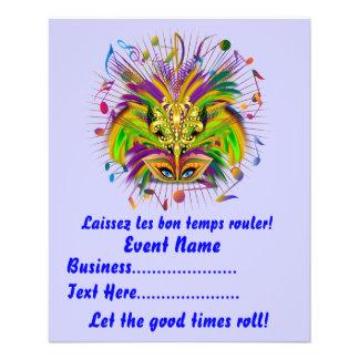Mardi Gras Queen Style 3 View Notes Plse Flyers