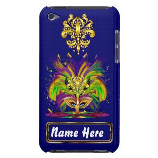Mardi Gras Queen View Notes Please iPod Case-Mate Case