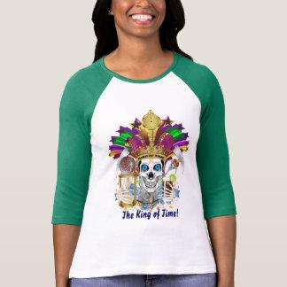 Mardi Gras Women All Styles Light only T-Shirt