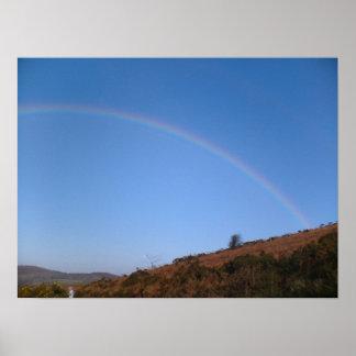 Mardon Rainbow Poster