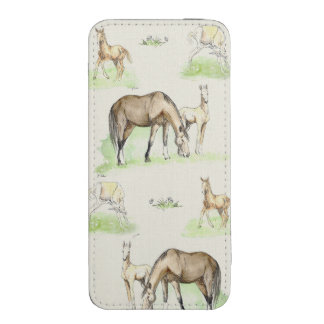 Mare and Horse Foal Pattern