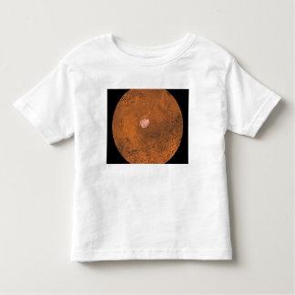 Mare Australe region of Mars Shirts