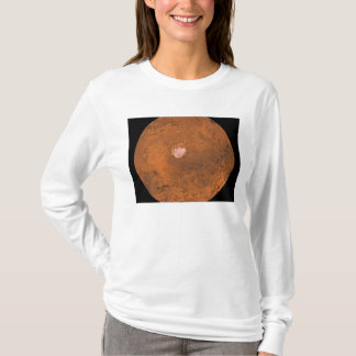 Mare Australe region of Mars T-Shirt