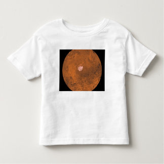 Mare Australe region of Mars Toddler T-Shirt
