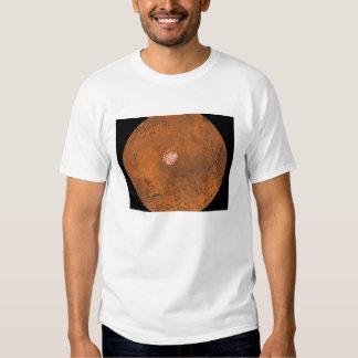 Mare Australe region of Mars Tshirt