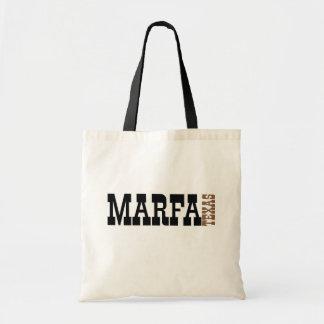 Marfa Texas Tote Bags