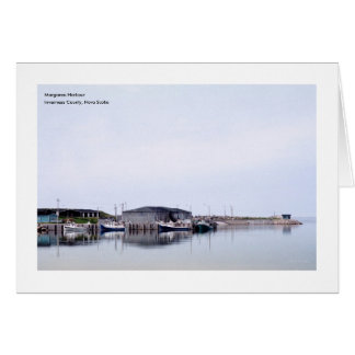 Margaree Harbour Card