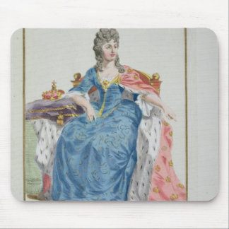 Margaret (1353-1412) Queen of Denmark, Norway and Mouse Mat