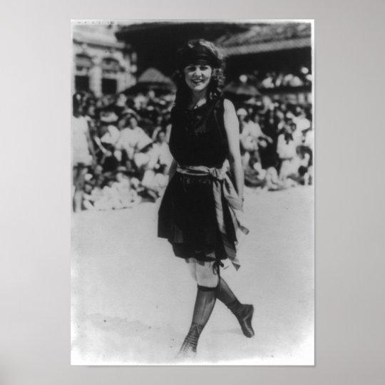 Margaret Gorman, First MISS AMERICA Poster