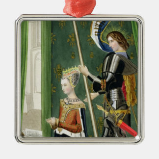 Margaret of Denmark, Queen of Scots (1456-86) afte Christmas Ornament