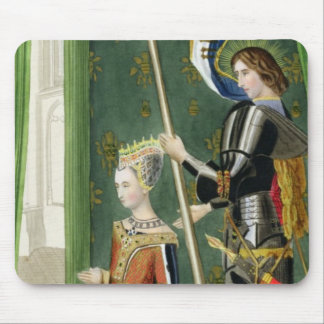 Margaret of Denmark, Queen of Scots (1456-86) afte Mouse Mat
