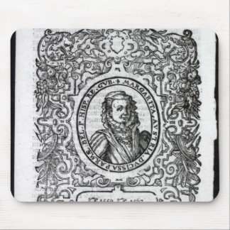 Margaret of Parma, Governor of the Netherlands Mouse Mat
