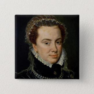 Margaret of Parma , Regent of the Netherlands 15 Cm Square Badge