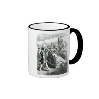 Margaret Roper  Taking Leave of her Father Coffee Mug