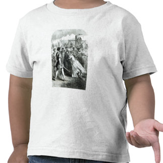 Margaret Roper Taking Leave of her Father T Shirt