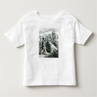 Margaret Roper  Taking Leave of her Father Tshirts
