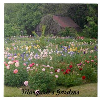Margaret s Gardens and Barn Ceramic Tiles